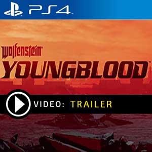 Wolfenstein Youngblood PS4 Digital Download und Box Edition
