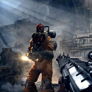 Wolfenstein The Old Blood Xbox One Von Angesicht zu Angesicht Screenshot