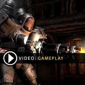 Wolfenstein The Old Blood PS4 Gameplay Video