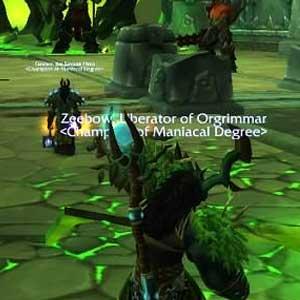 World of Warcraft Verlies