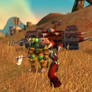 World of Warcraft - Ork und Hexenmeister