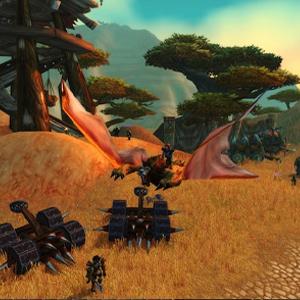 World of Warcraft - Katapult