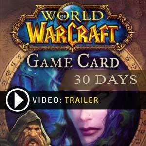 World of Warcraft 30 Tage Gamecard Code Kaufen Preisvergleich