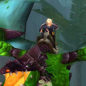 Gamecard World Of Warcraft 60 Days Prepaid Time Card Europe Fliegende Montierung