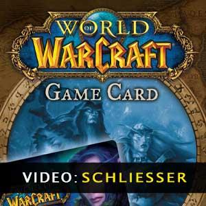 Gamecard World Of Warcraft 60 Days Prepaid Time Card Europe Trailer-Video