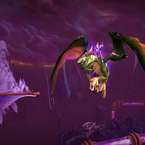 World of Warcraft Burning Crusade Classic Nether Wing