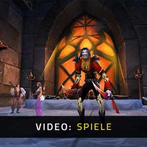 World of Warcraft Burning Crusade Classic Gameplay Video