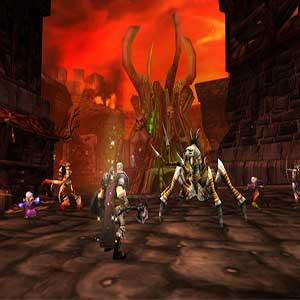 World of Warcraft Classic Schlacht