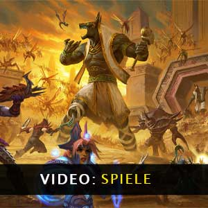 World of Warcraft Classic Gameplay-Video