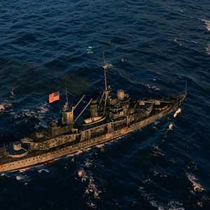 World of Warship Battle