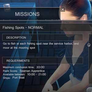 World Ship Simulator Missionen