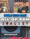 Hier sind die diesjährigen Nominierten für die World Video Game Hall of Fame