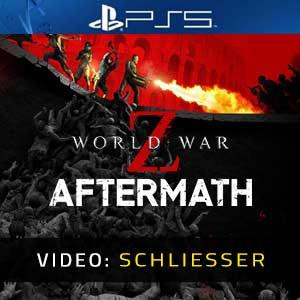 World War Z Aftermath PS5 Video Trailer