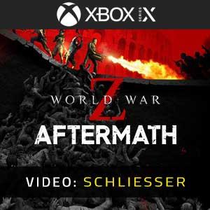 World War Z Aftermath Xbox Series X Video Trailer