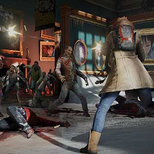 ravenous zombies