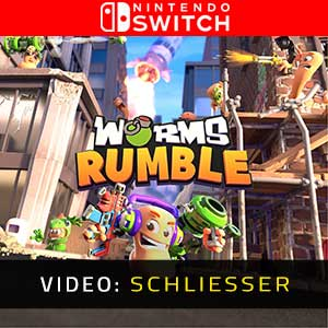 Worms Rumble Nintendo Switch Video Trailer