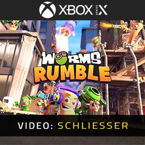Worms Rumble Xbox Series Video Trailer