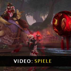 WoW Battle for Azeroth Expansion Gameplay-Video