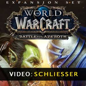 WoW Battle for Azeroth Expansion Trailer-Video