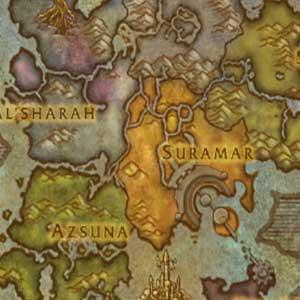 Die Inseln Karte