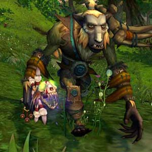 World of Warcraft Mists of Pandaria - Charakter