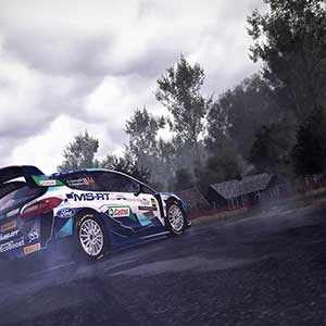 WRC 10 FIA World Rally Championship Driften