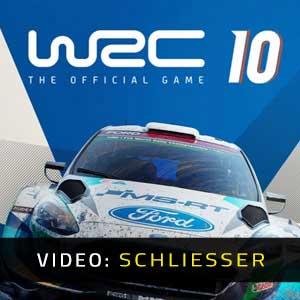 WRC 10 FIA World Rally Championship Video Trailer