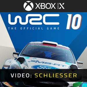 WRC 10 FIA World Rally Championship Xbox Series X Video Trailer