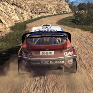 WRC 4 FORD