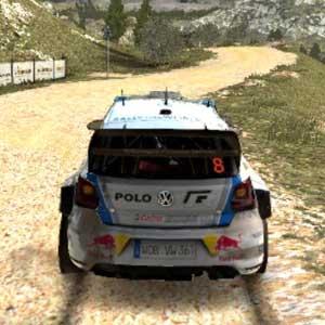 WRC 4 Berge