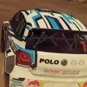 WRC 5 Xbox One Rennwagen