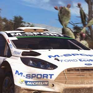 WRC 5 Autorennen