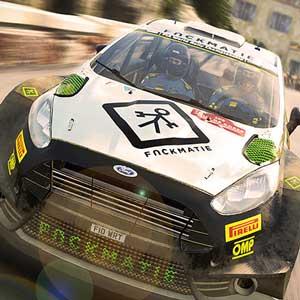 Extreme motorsport Renn