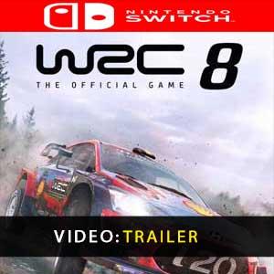 Kaufe WRC 8 FIA World Rally Championship Nintendo Switch Preisvergleich