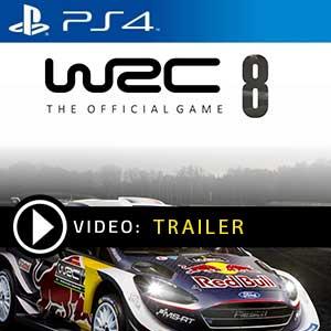 WRC 8 FIA World Rally Championship PS4 Digital Download und Box Edition