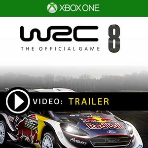 WRC 8 FIA World Rally Championship Xbox One Digital Download und Box Edition
