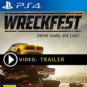Wreckfest PS4 Digital Download und Box Edition