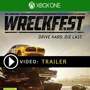 Wreckfest Xbox One Digital Download und Box Edition