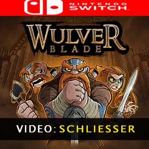 Wulverblade Nintendo Switch Video Trailer
