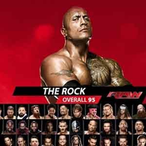 WWE 2K15 Wrestler Auswahl