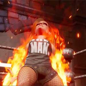 WWE 2K-Schlachtfelder Becky Lynch