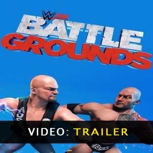 WWE 2K Schlachtfeld-Trailer-Video