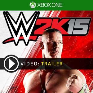 WWE 2K15 Xbox one Digital Download und Box Edition