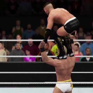 WWE 2k16 Xbox One Gameplay
