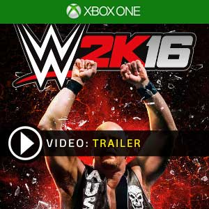 WWE 2K16 Xbox One Digital Download und Box Edition