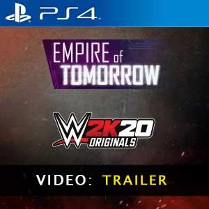 Kaufe WWE 2K20 Originals Empire of Tomorrow PS4 Preisvergleich