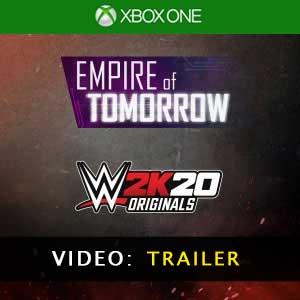 Kaufe WWE 2K20 Originals Empire of Tomorrow Xbox One Preisvergleich