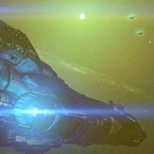 X Rebirth Raumschiff