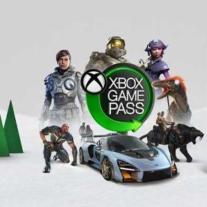 Xbox Game Pass Ultimate Karte