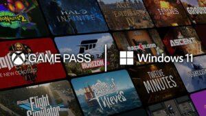 Xbox Game Pass Windows 11